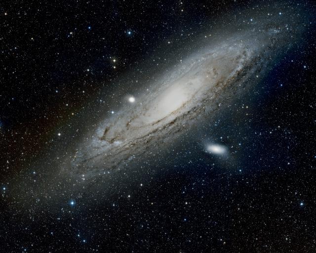 galaxy andromeda planets - photo #35